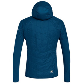 SALEWA Ortles Hybrid TirolWool Celliant Jacke Herren poseidon